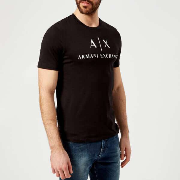 Armani Exchange Men's Chest Logo T-Shirt