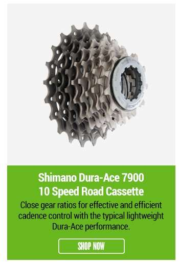 Shimano Dura-Ace 7900 10-Speed Road Cassette