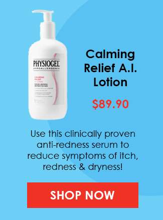 Calming Relief A.I Lotion