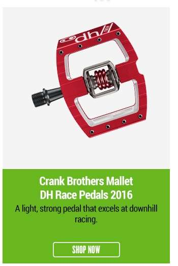 crankbrothers Mallet DH Race Pedals