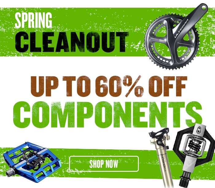 Spring Cleanout Up to 60% off Components