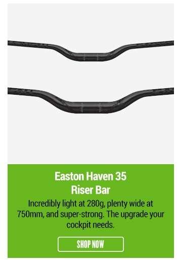 Easton Haven 35 Riser Bar