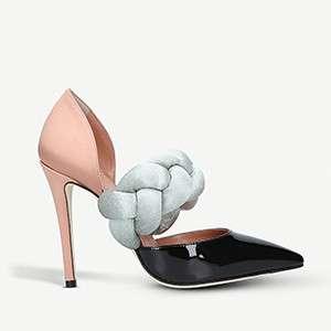High-impact heels