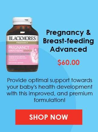 Pregnancy Breast Feeding Advanced