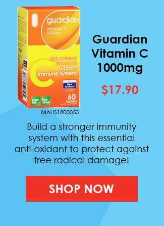 Guardian Vitamin C 1000mg