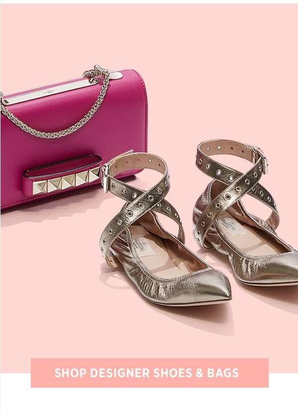 Shop Designer Shoes & Bags