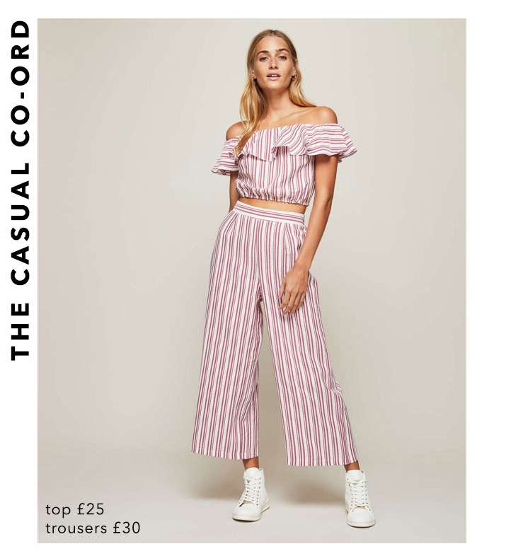The Casual Co-ord