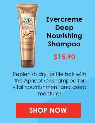 Evercreme Deep Nourishing Shampoo