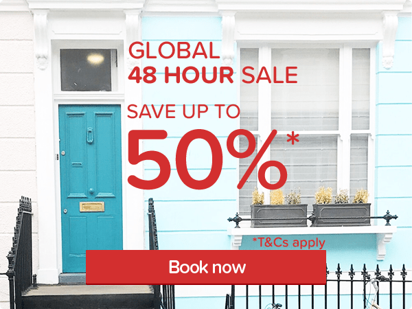 Global 48 Hour Sale - Save up to 50%*