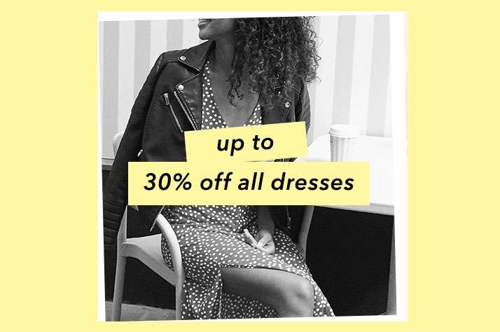 Up To 30% Off All Dresses - Shop Dresses