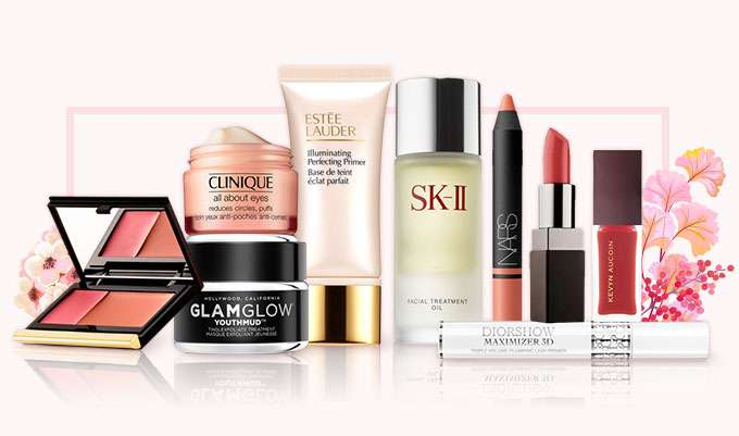 April Top 40 Up to 80% Off! Glamglow, Dior, Clinique, SK-II & more! Ends 30 Apr 2018