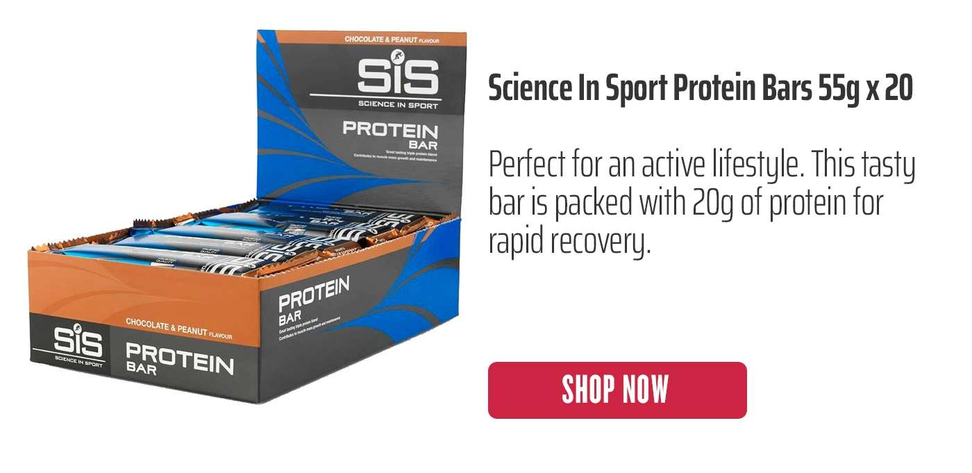 Science In Sport Protein Bars 55g x 20