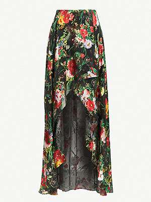 ALICE & OLIVIA                                                                      Kirstie maxi skirt