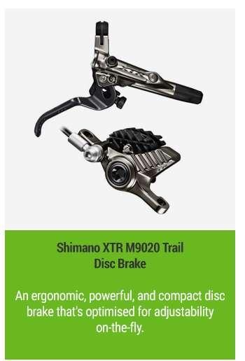 Shimano XTR M9020 Trail Disc Brake