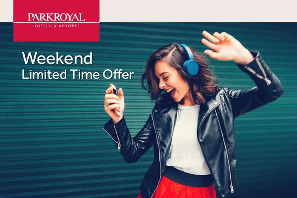 Weekend Limited Time Offer