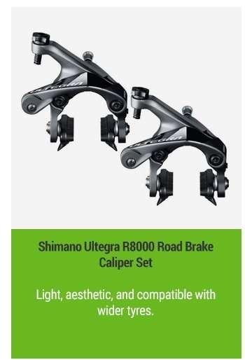 Shimano Ultegra R8000 Road Brake Caliper Set