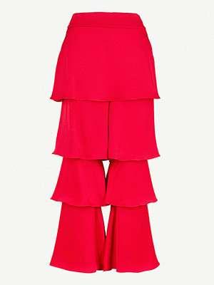 OSMAN                                                                      Felix Flounce trousers