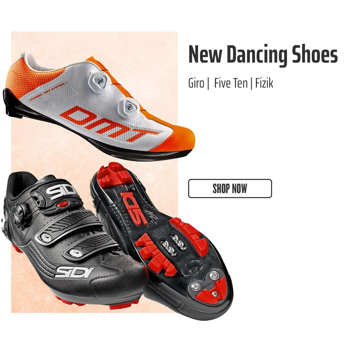 New Dancing Shoes