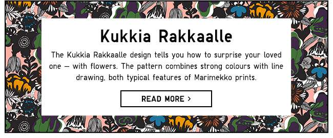 Read more about Marimekko's patterns