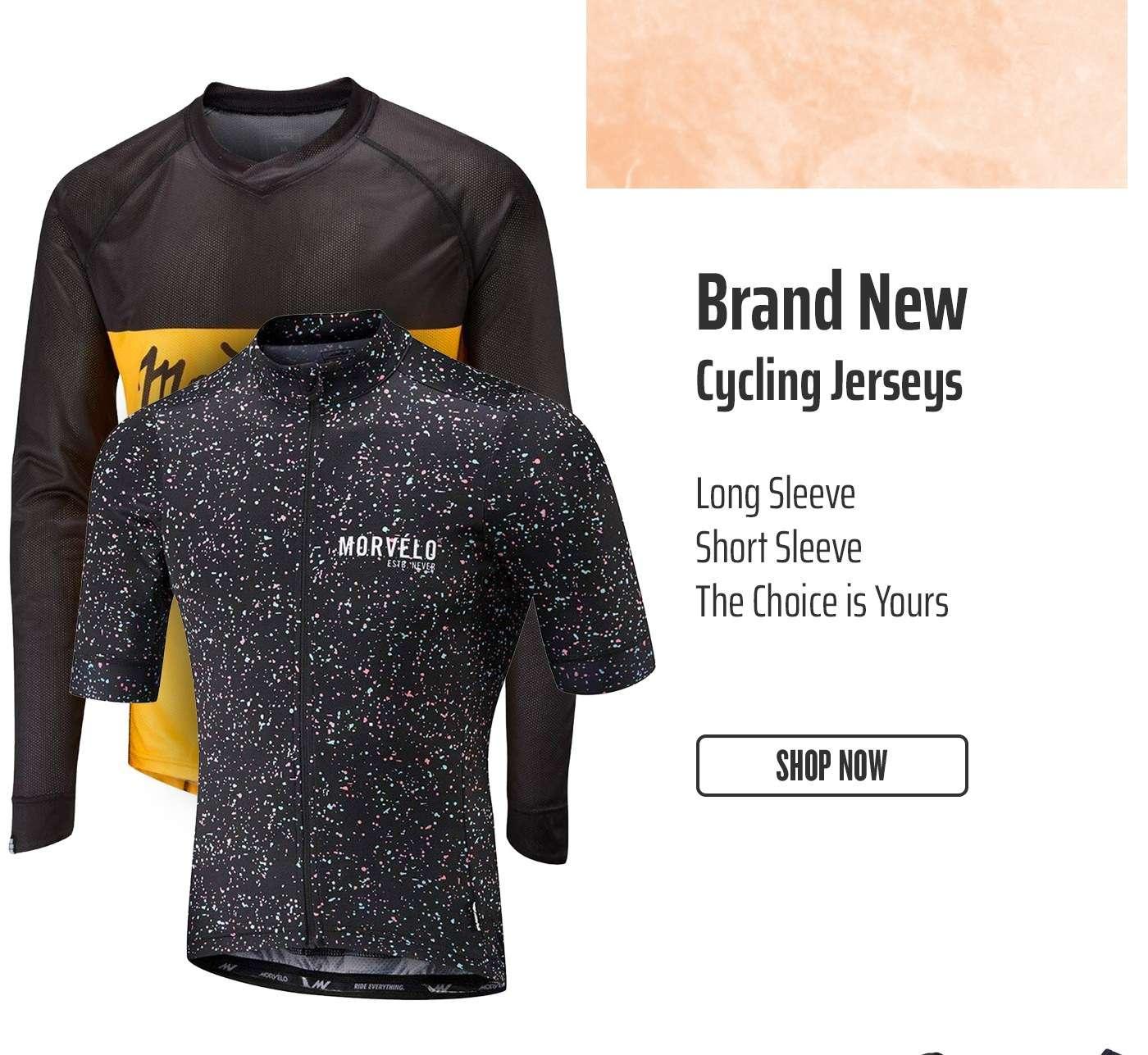 Brand New Cycling Jerseys