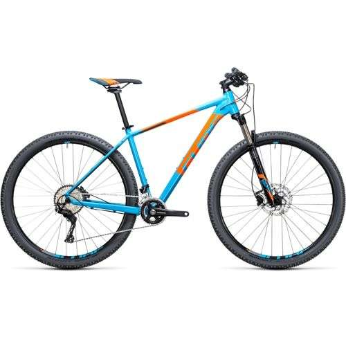 Cube Acid 27.5 Hardtail Mountain Bike