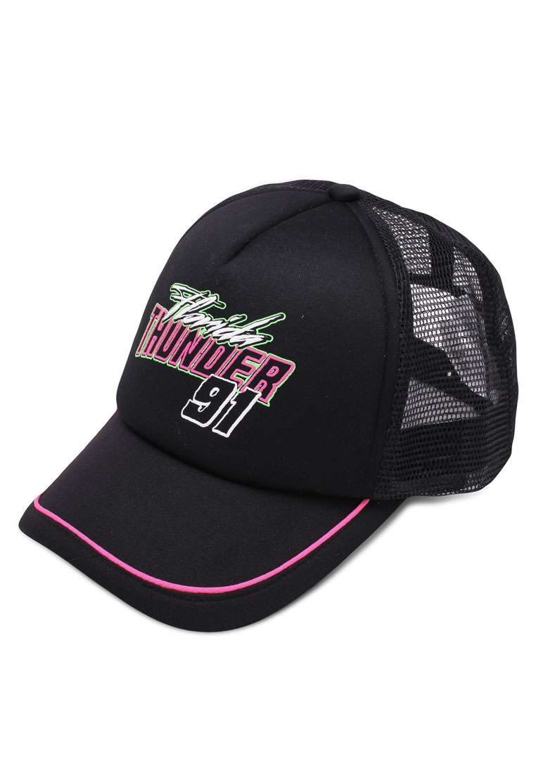 Wicked Print Trucker Cap