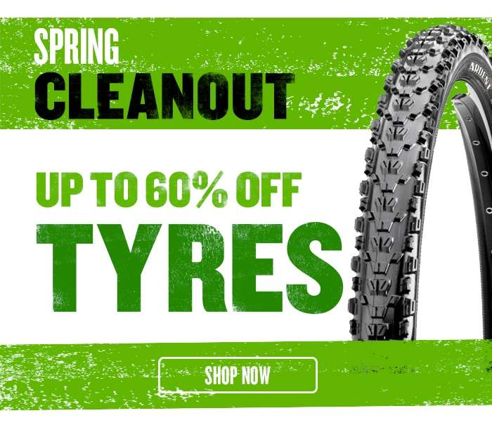Tyres Spring Cleanout