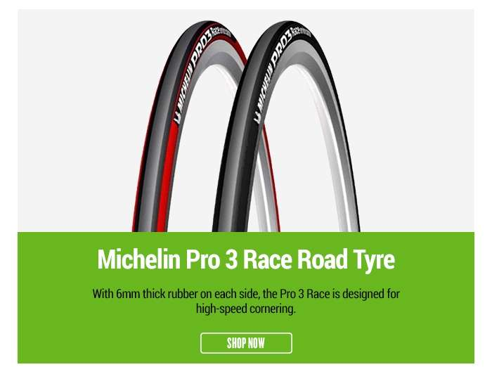 Michelin Pro 3 Race Road Tyre