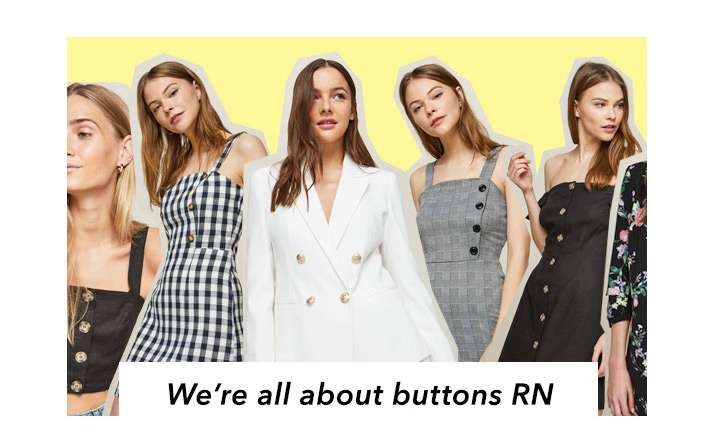 We're All About Buttons RN - Our New Fave Detail