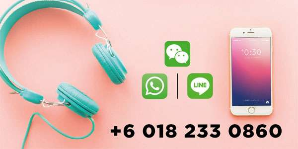 Contact Berjaya Times Square Hotel via Wechat / Whatsapp / Line