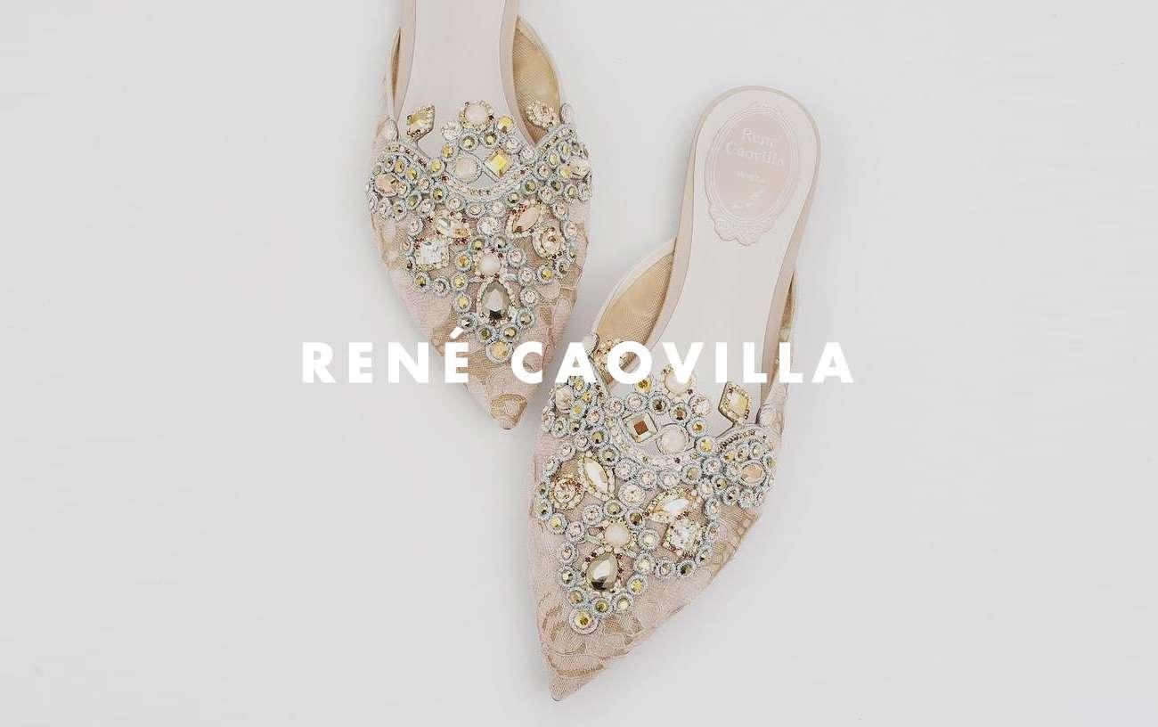 Rene Caovilla SS18