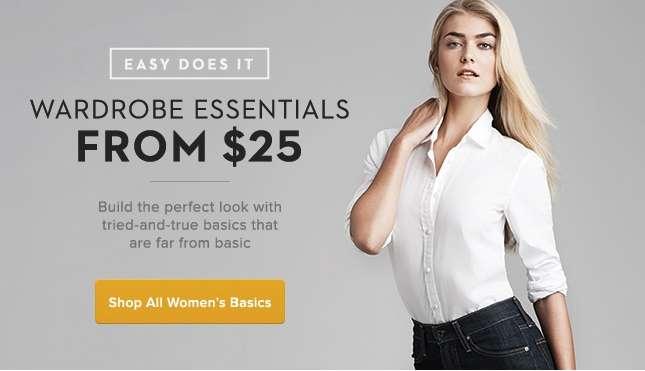 Shop All Women's Basics