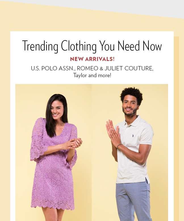 Trending Clothing