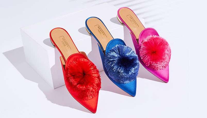 New Shoe Parade