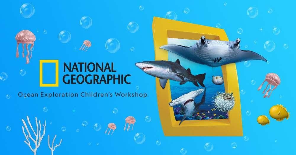 Nat Geo Children's Workshop