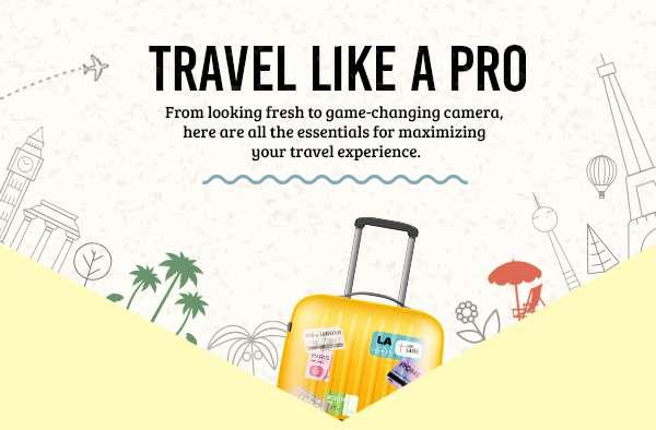 Travel Like A Pro