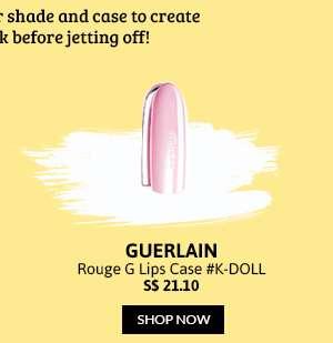 GUERLAIN Rouge G Lips Case #K-DOLL SHOP NOW