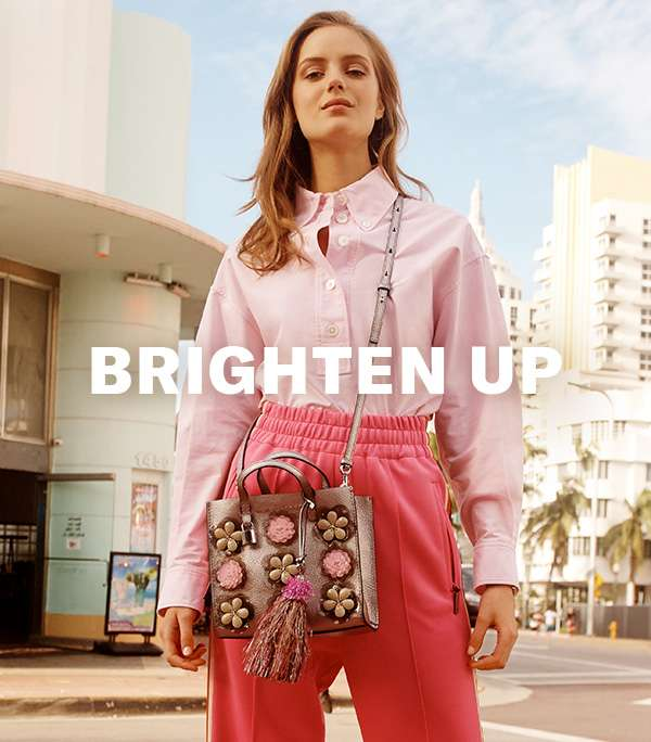 From sunny daisies to playful sets, the latest from Marc Jacobs is 100% smile-inducing.