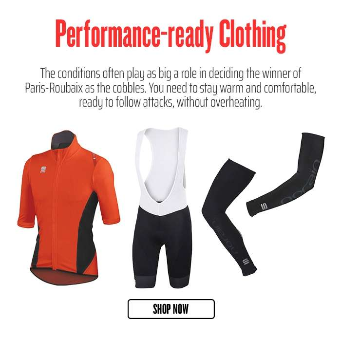 Performance-ready Clothing