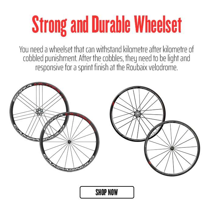 Strong and Durable Wheelset