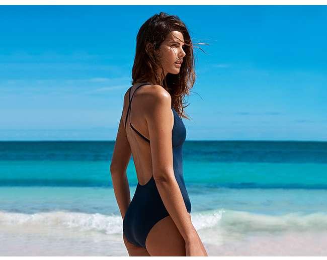 Princesse tam.tam Swimwear collection | One-piece Crossback Swimwear