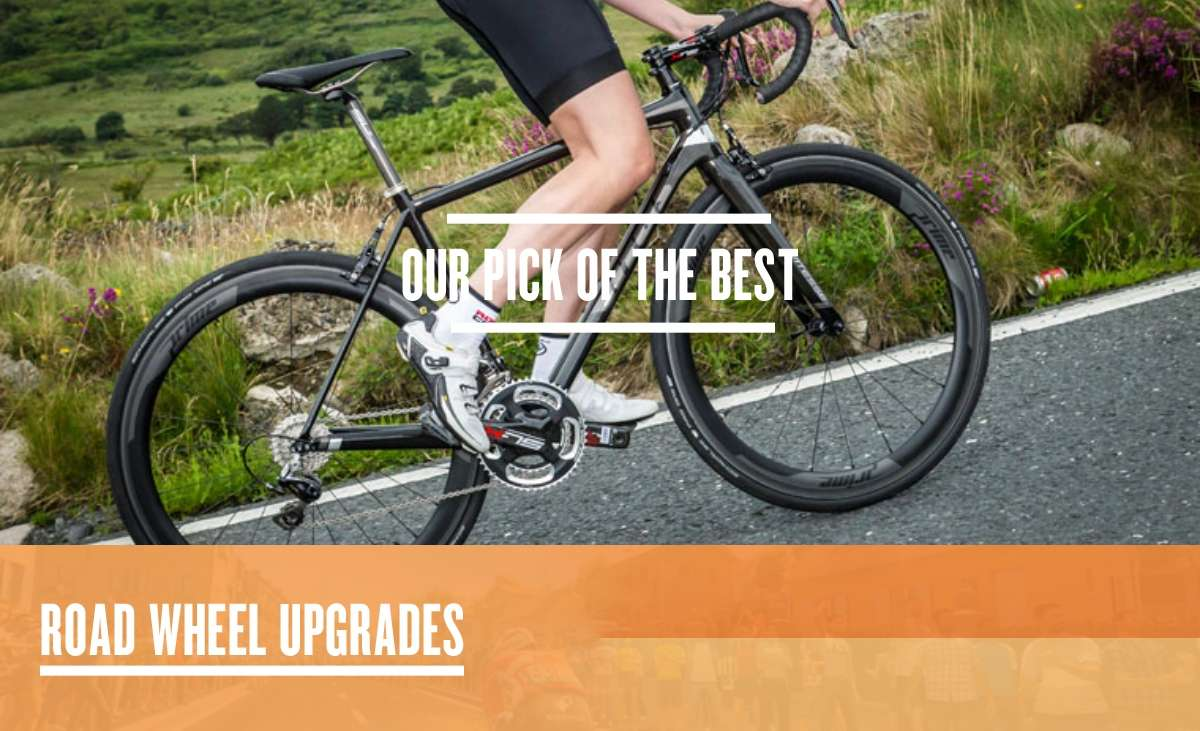 Our pick of the best road wheel upgrades