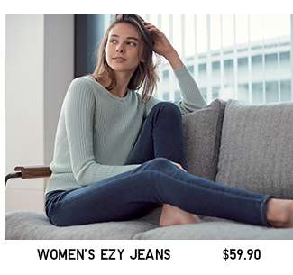 Women's EZY Jeans at $59.90