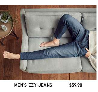 Men's EZY Jeans at $59.90
