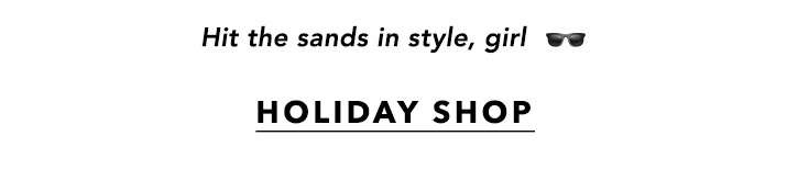 Where You Off To, Hun? - Holiday Shop