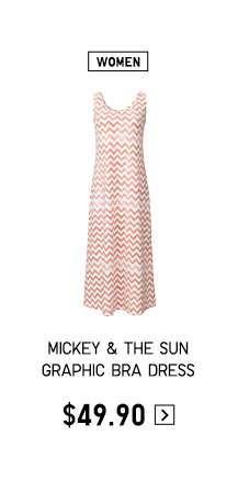 Shop Women's Mickey & The Sun Bra Dress