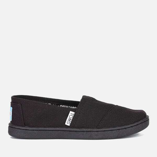 TOMS Kids' Seasonal Classics Slip-On Pumps