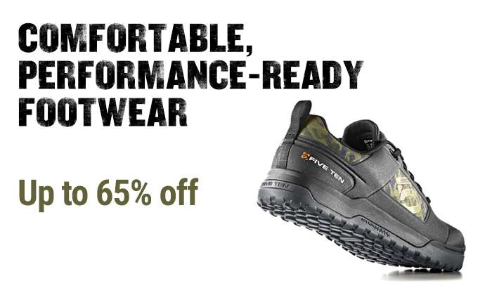 Comfortable, Performance-Ready Footwear Up to 65% off
