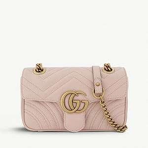 GUCCI Marmont GG mini bag