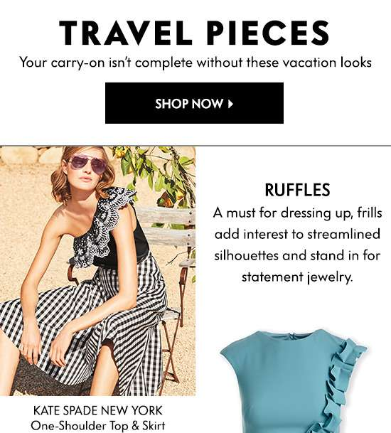 Travel Pieces